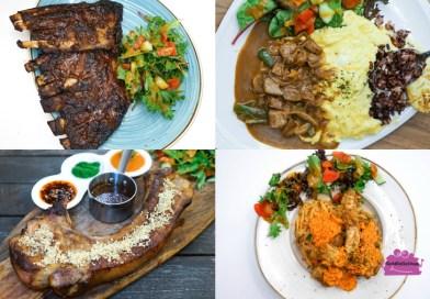 Iron Supper Club – Multi-Cuisine Restaurant with 4-Grain Omu Rice & Pork Tomahawk