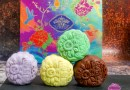 Old Seng Choong – New Yam with Pumpkin Snowskin & Red Lotus Paste with Bak Kwa Baked Mooncakes