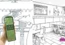 Amazing 2D Bubble Tea Cafe in KL Subang Jaya has an ancient Egypt theme