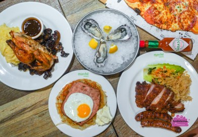 Marche Movenpick Suntec City 20% OFF Promo on all food