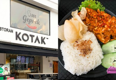 Kotak Malaysia, SS15 Subang Jaya – Level 10 Spicy Ayam Geprek for the Challenge