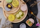 Song Garden presents four new Tea-infused Fruity Snowskin Mooncakes & a Bird's Nest version