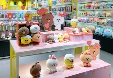 Play Line Friends opens at Funan Mall featuring Brown & Friends and BT21