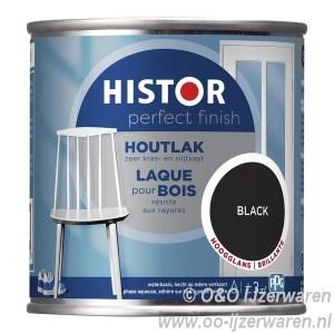 250 Ml Pf Houtlak Hg Black His