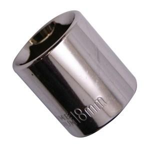 Dop los 18mm 3/8 Skandia
