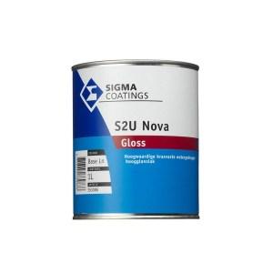 1 Ltr Sigma S2U Nova Gloss Wit