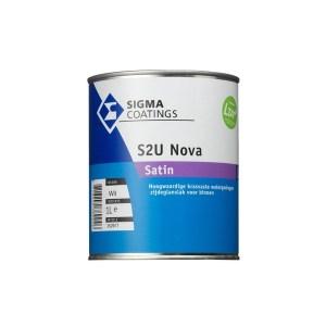 1 L Sigma S2U Nova Satin Wit