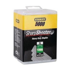 Stanley nieten 12MM TYPE G -5000 stuks
