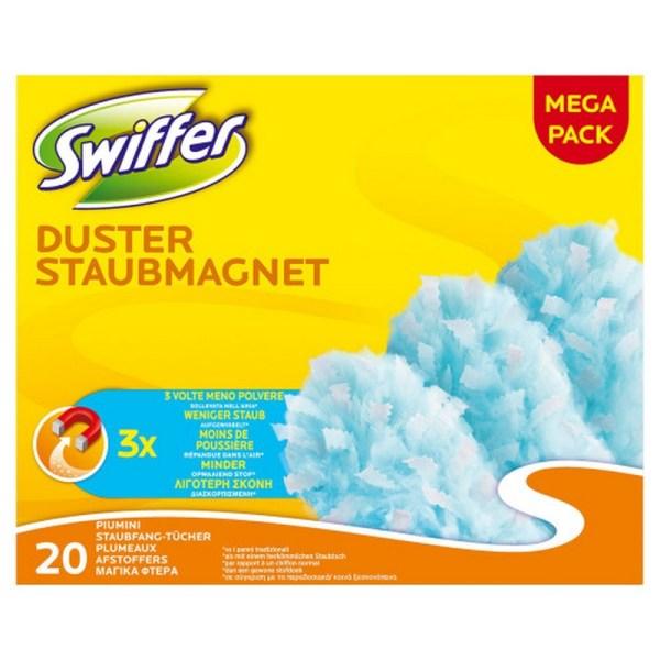 SWIFFER DUSTERNAVULLING 20ST