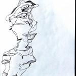 2—Congo-Lady art drawing ooaworld ooaddle