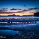 El Nido Sunset Palawan Philippines