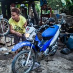 Motorbike Shop El Nido Palawan