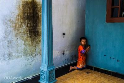 Photo Cornered Fear Probolinggo Indonesia Ooaworld