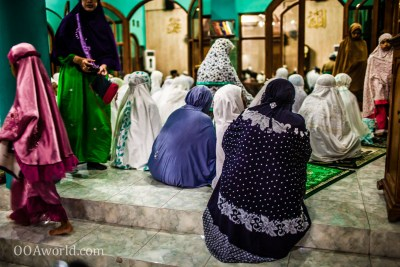 Photo Generations of Women at the Mosque Ooaworld