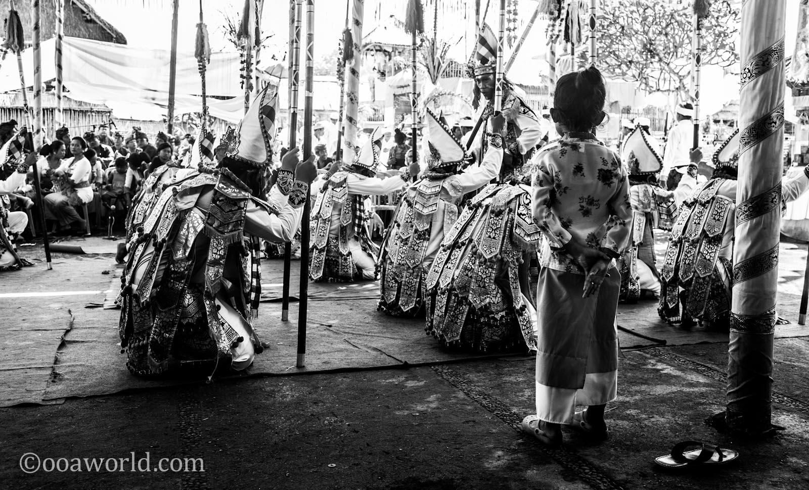 Little General Girl Indonesia photo Ooaworld