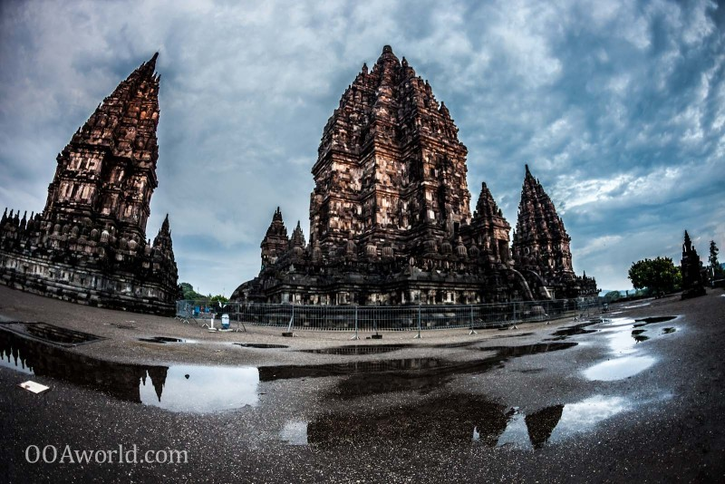 Photo Prambanan Unesco HDR Ooaworld