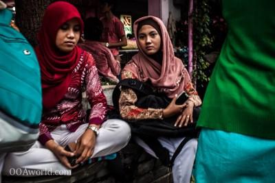 Photo Student Yogyakarta Indonesia Ooaworld