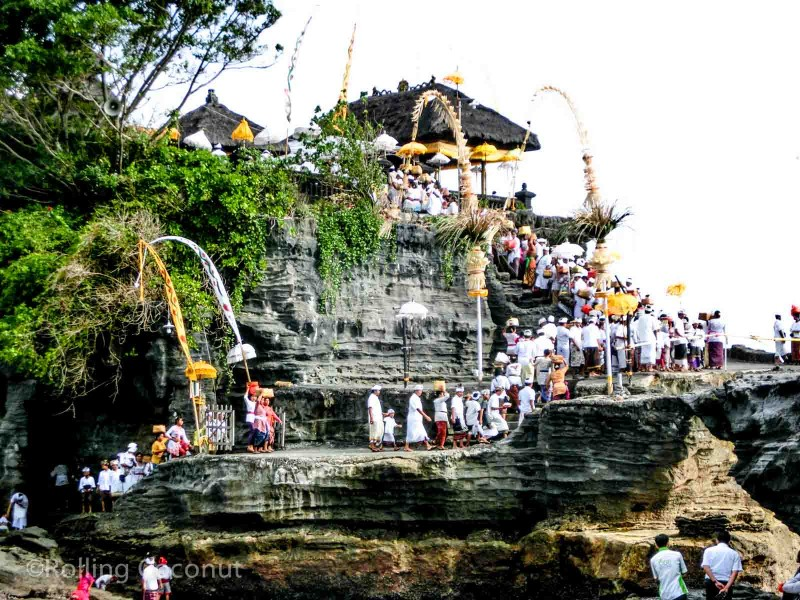 Tanah Lot Temple Bali Indonesia photo Ooaworld
