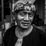 Bandung Man Portrait Indonesia Photo Ooaworld