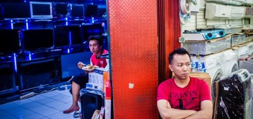 Electronic Shop Jakarta Photo Ooaworld