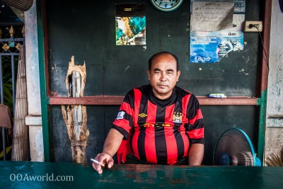 Football Fan Laos Photo Ooaworld