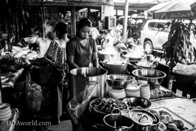 Laos Cuisine Pho Photo Ooaworld