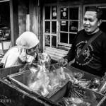 Street Cart Shopping Indonesia Photo Ooaworld