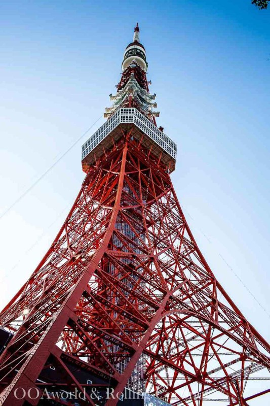 Things To Do in Tokyo on a Budget Tokyo Tower Japan Photo Ooaworld