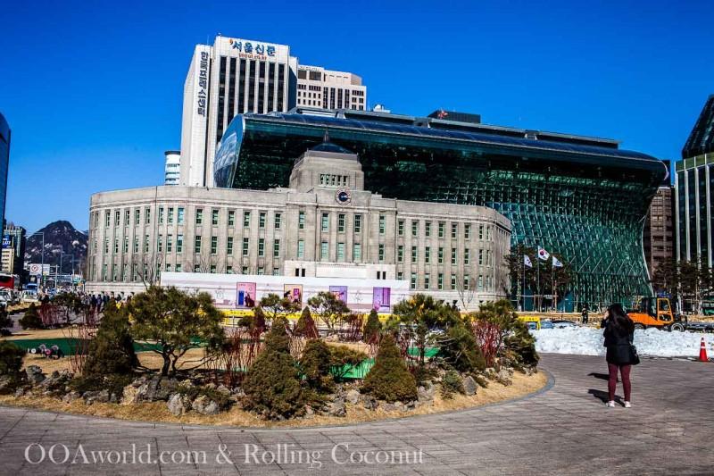 City Hall Seoul Photo Ooaworld