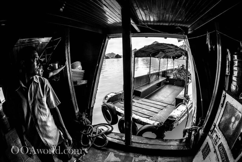 Ha Long Bay Cruise Boat Photo Ooaworld
