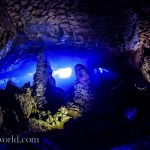 Halong Bay Sung Sot Cave Photo Ooaworld
