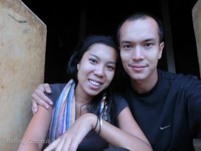 Kalaw Inle Lake Trek Myanmar JY and Carole OOAworld Photo Ooaworld