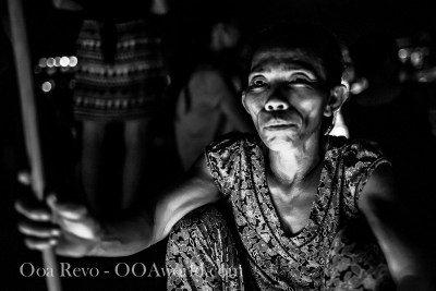 Hoi an Lantern Festival Portrait Woman Photo Ooaworld