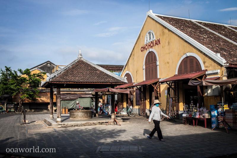 Hoi An Market Vietnam Photo Ooaworld