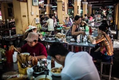 Hoi An Market Food Photo Ooaworld