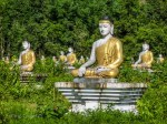 Mawlamyine, Hpa-an and the Golden Rock: side trips from Yangon