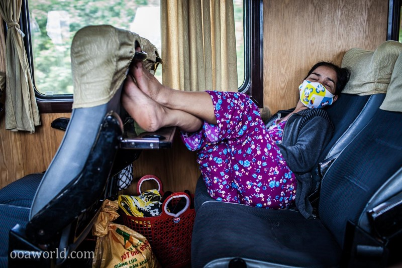 Train Sleeper Vietnam Photo Ooaworld