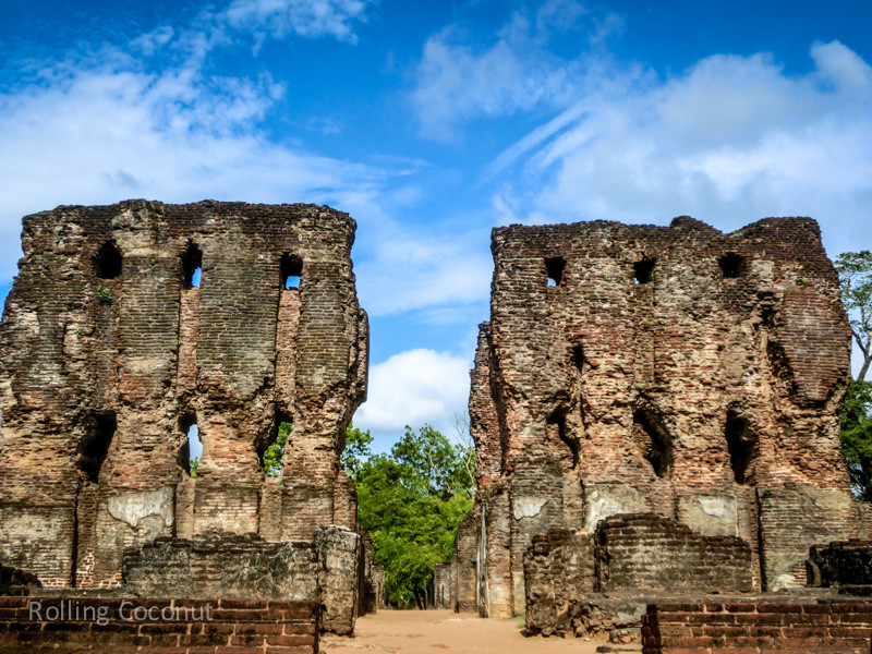 Image House Polonnaruwa Photo Ooaworld