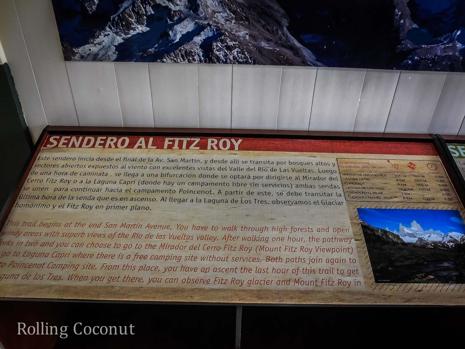 El Chalten Argentina Patagonia Trek Fitz Roy ooaworld Rolling Coconut Photo Ooaworld