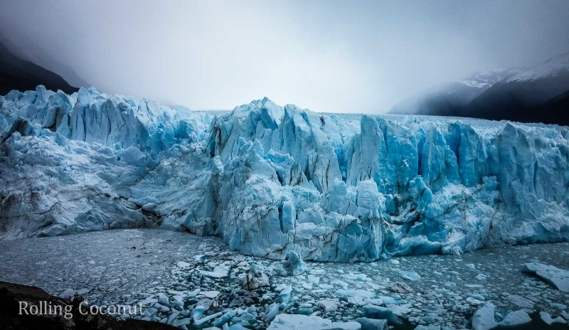 El Calafate Argentina Patagonia Glacier Perito Moreno Glacier Light ooaworld Rolling Coconut Photo Ooaworld