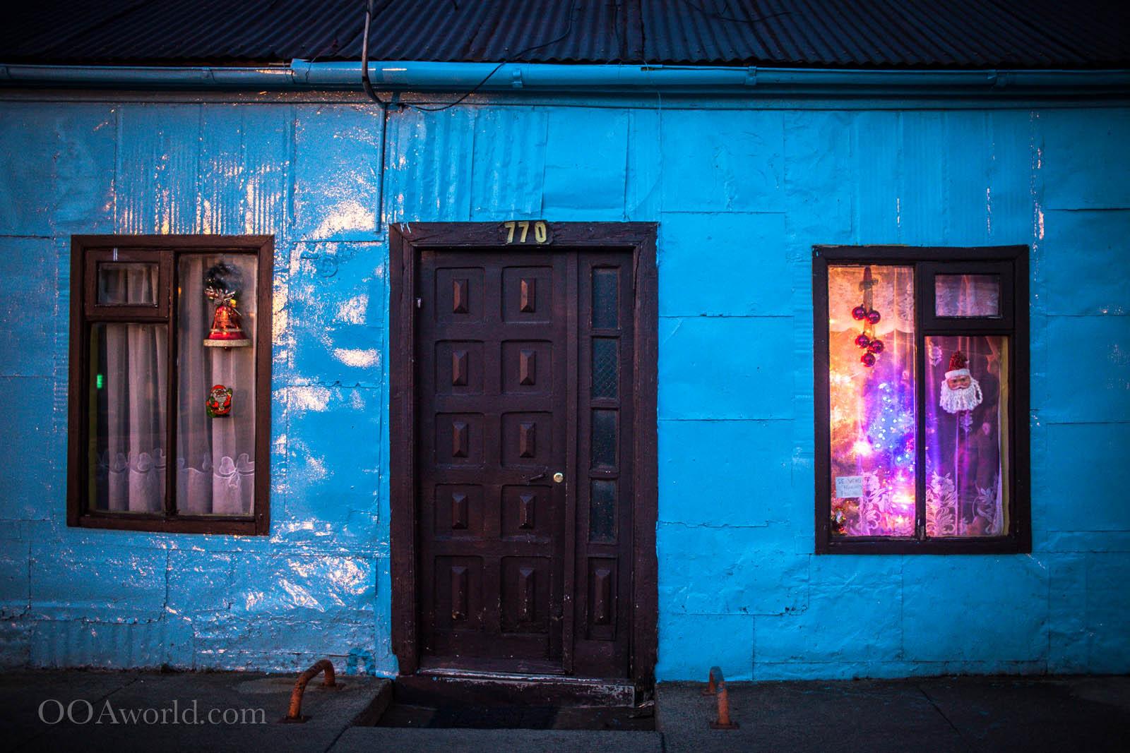 Puerto Natales Blue Dreams Photo Ooaworld