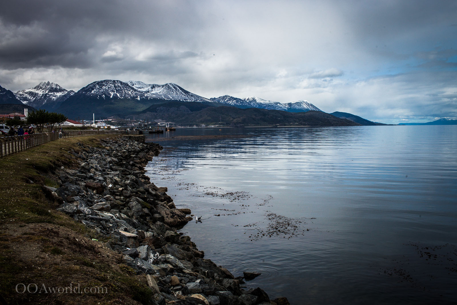 Ushuaia Photos Southermost City in the World Ushuaia Beagle Channel Photo Ooaworld