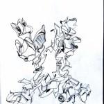 3—X art drawing ooaworld ooaddle