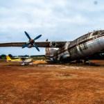 Airplane history Congo