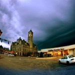 Photos Nashville Tennessee Looming storm skies