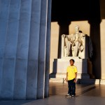 lincoln memorial groundedinlight  USA road trip photo ooaworld
