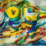 Lizard-ws art painting ooaworld