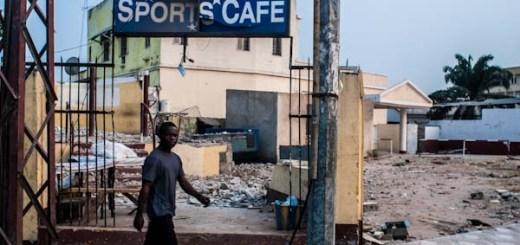 Sports Cafe Congo