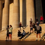 Photos Washington DC Monuments Lincoln Memorial Mornin Glory USA road trip photo ooaworld
