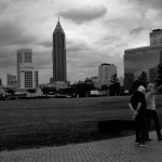 atlanta skyline natural born leader USA road trip photo ooaworld